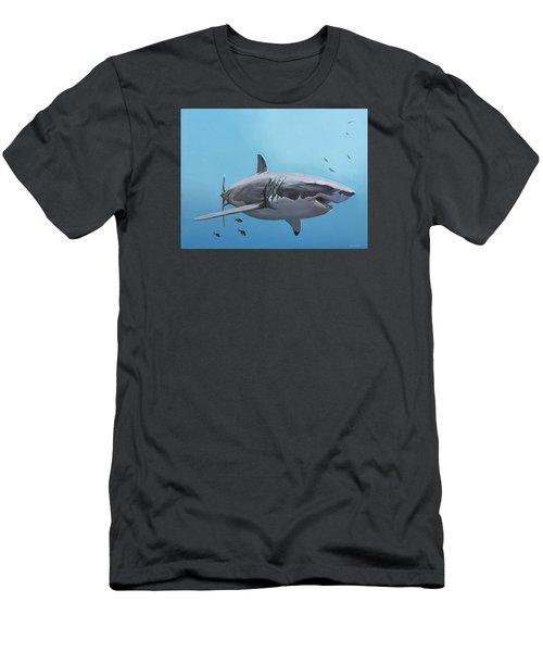 Scarlett Billows Deux Men's T-Shirt (Slim Fit) by Nathan Rhoads