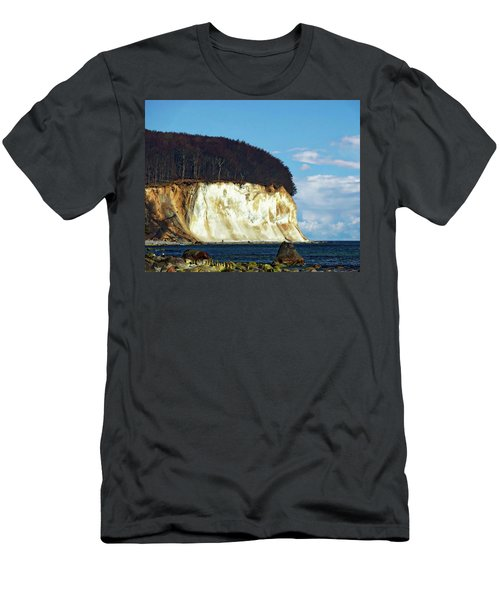 Scenic Rugen Island Men's T-Shirt (Athletic Fit)