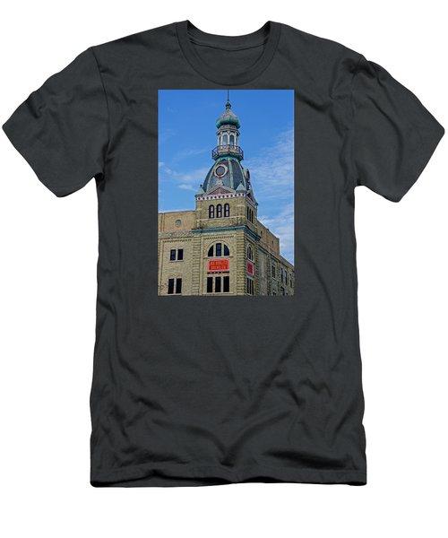 Schlitz Brewing Company 8 Men's T-Shirt (Slim Fit) by Susan  McMenamin