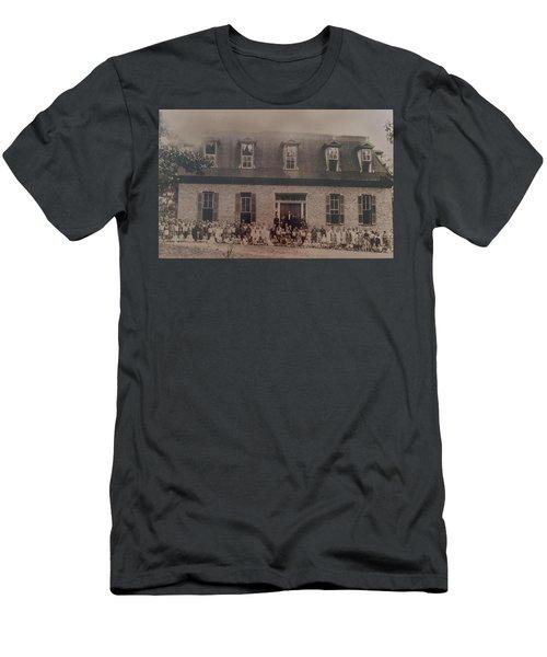School 1895 Men's T-Shirt (Athletic Fit)
