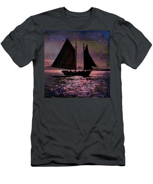 Schooner Mercantile Men's T-Shirt (Athletic Fit)