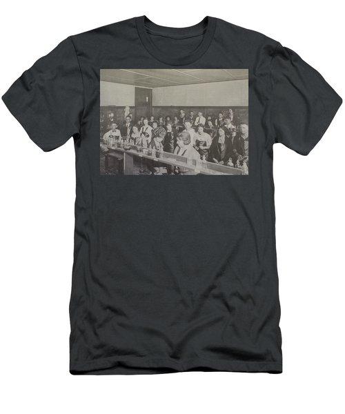 Science Lab Men's T-Shirt (Athletic Fit)