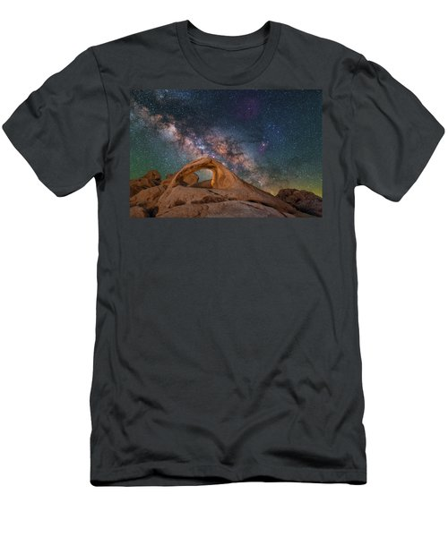 Scorpius And Its Arch Men's T-Shirt (Athletic Fit)