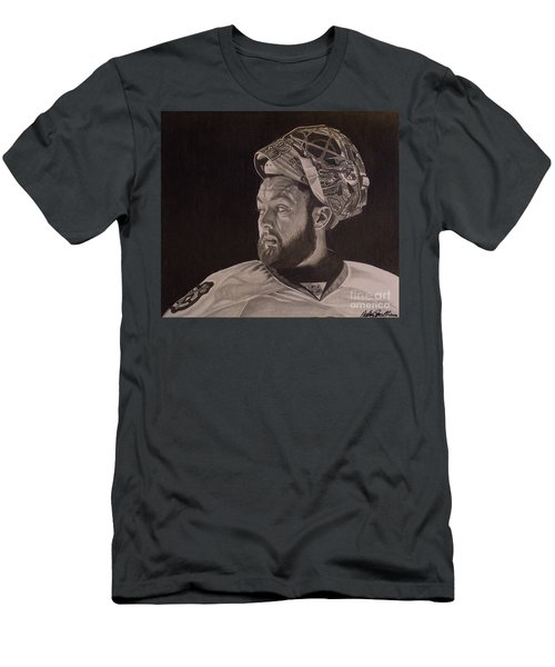 Scott Darling Portrait Men's T-Shirt (Athletic Fit)