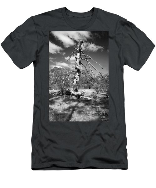 Sculpted By Time Men's T-Shirt (Athletic Fit)
