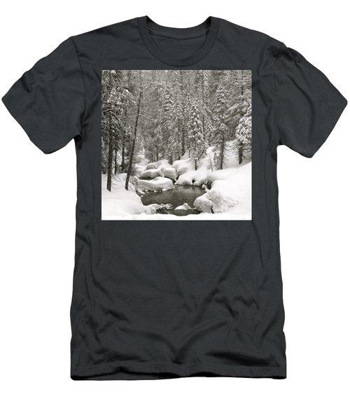 Sculpted Men's T-Shirt (Athletic Fit)