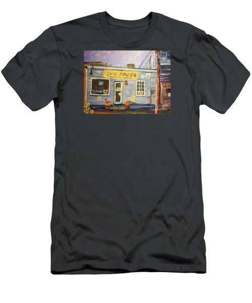 Sea Bags Men's T-Shirt (Athletic Fit)