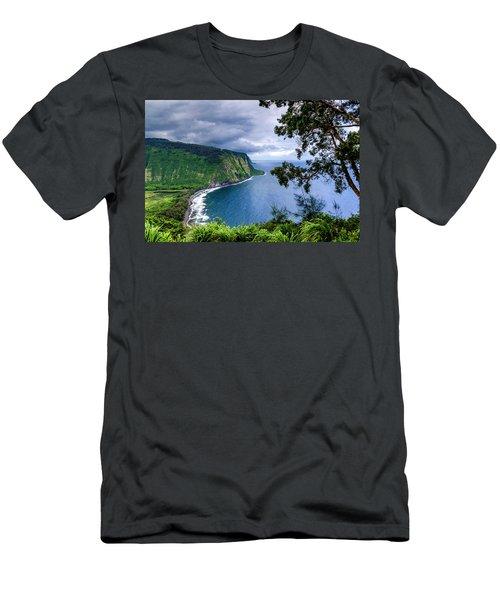Sea Cliffs Men's T-Shirt (Athletic Fit)