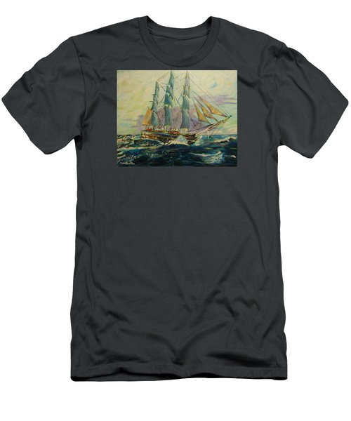 Sea Clipper Men's T-Shirt (Athletic Fit)