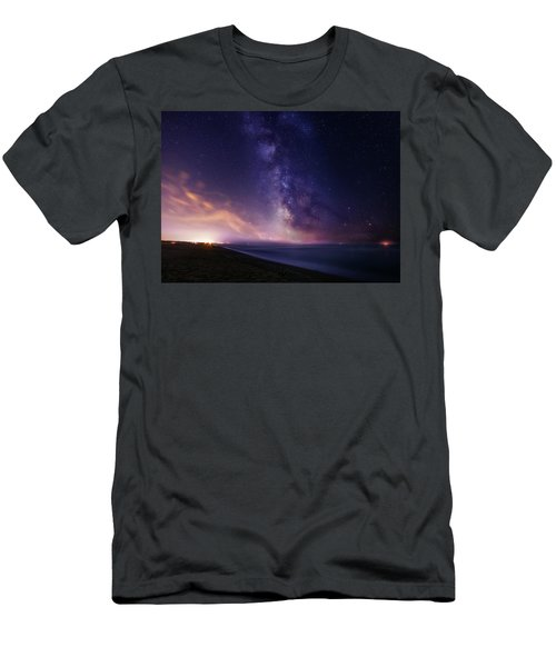 Sea Of Stars Men's T-Shirt (Athletic Fit)