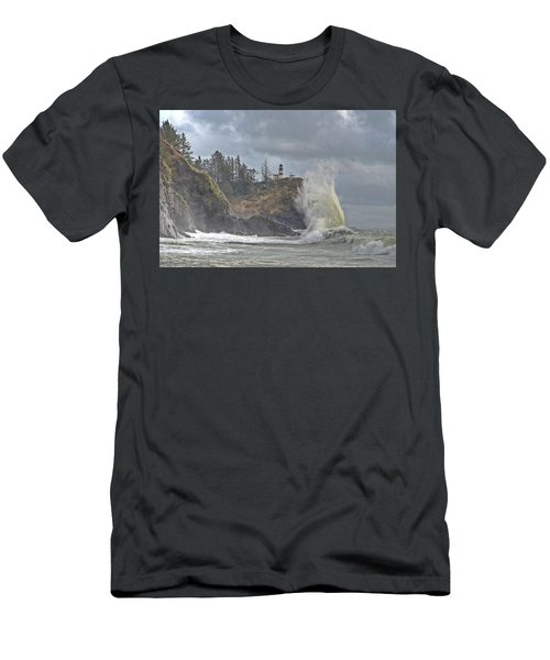 Sea Power Men's T-Shirt (Athletic Fit)