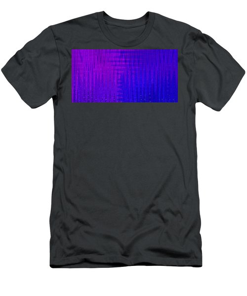 Sea Song Deep Purple Men's T-Shirt (Slim Fit)
