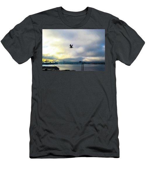 Seahawkin Men's T-Shirt (Athletic Fit)