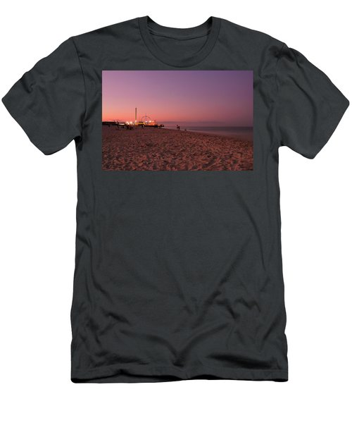 Seaside Park I - Jersey Shore Men's T-Shirt (Athletic Fit)