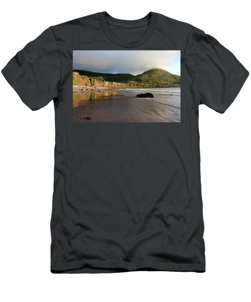 Seaside Reflections - County Kerry - Ireland Men's T-Shirt (Athletic Fit)