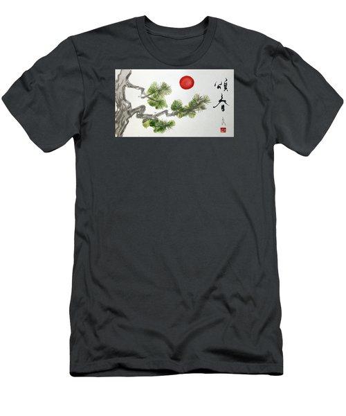 Season's Greetings Men's T-Shirt (Athletic Fit)