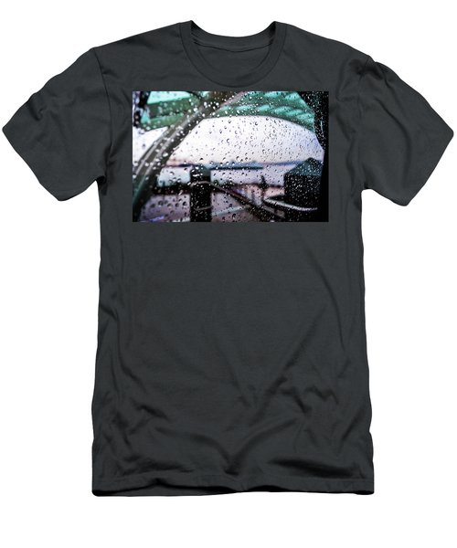 Seattle Drippin Men's T-Shirt (Athletic Fit)