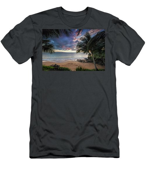 Secret Cove Men's T-Shirt (Athletic Fit)