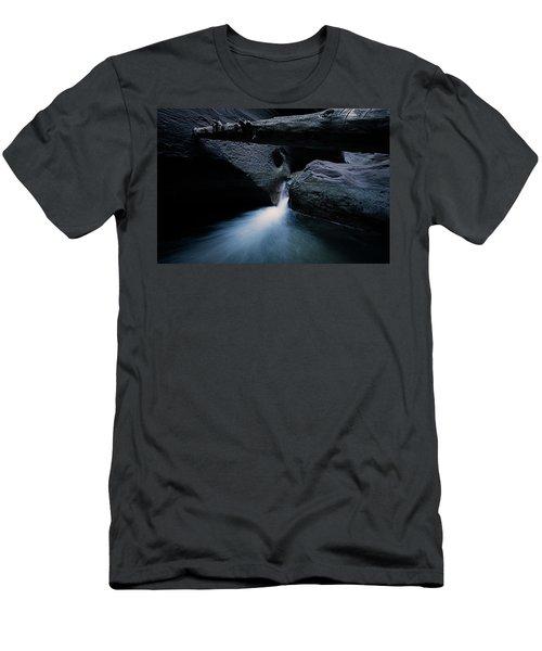 Secret Stream Men's T-Shirt (Athletic Fit)