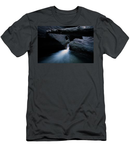 Secret Stream Men's T-Shirt (Athletic Fit)