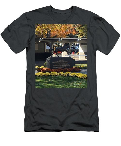 Secretariat 1 Men's T-Shirt (Athletic Fit)