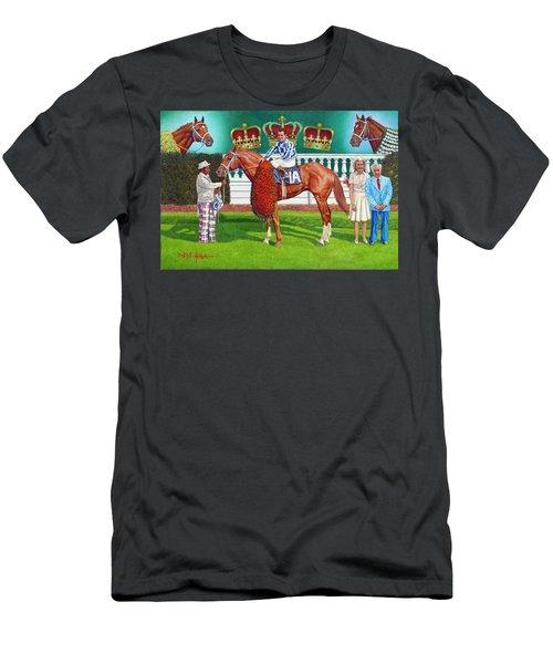 Secretariat Men's T-Shirt (Athletic Fit)