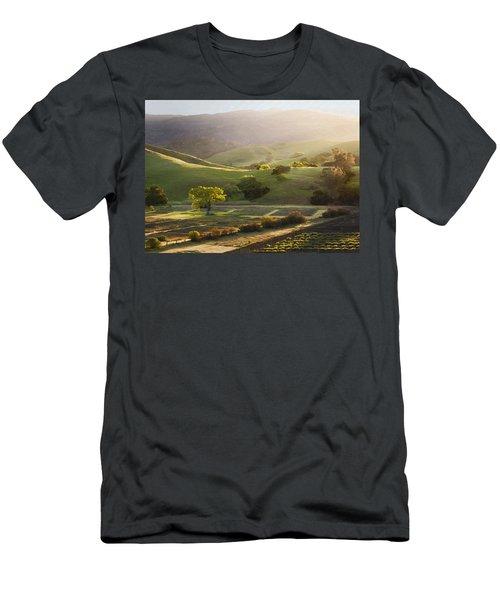 Sedgwick Sunrise Men's T-Shirt (Athletic Fit)
