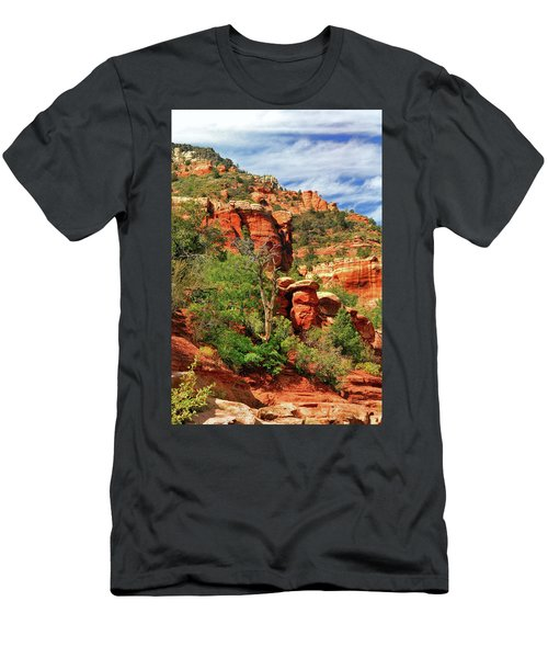 Sedona I Men's T-Shirt (Athletic Fit)