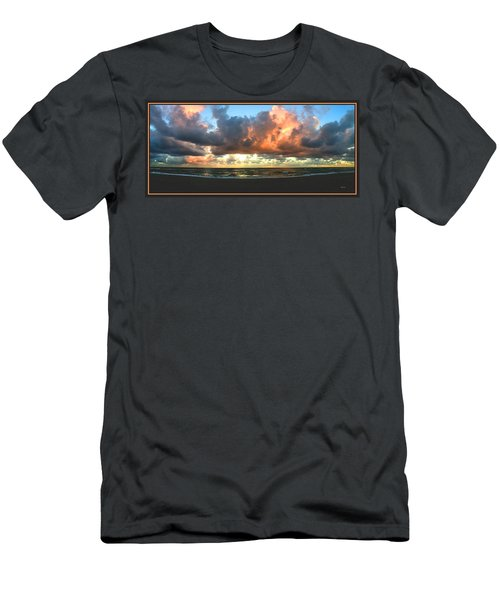 Men's T-Shirt (Slim Fit) featuring the photograph Seeking Peace by Steven Lebron Langston