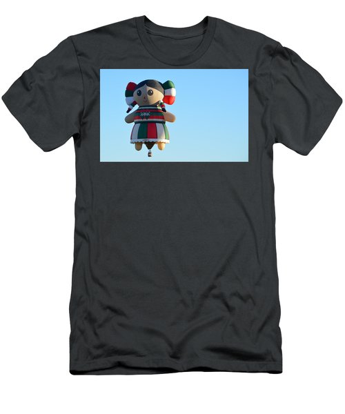 Men's T-Shirt (Athletic Fit) featuring the photograph Senorita by AJ Schibig