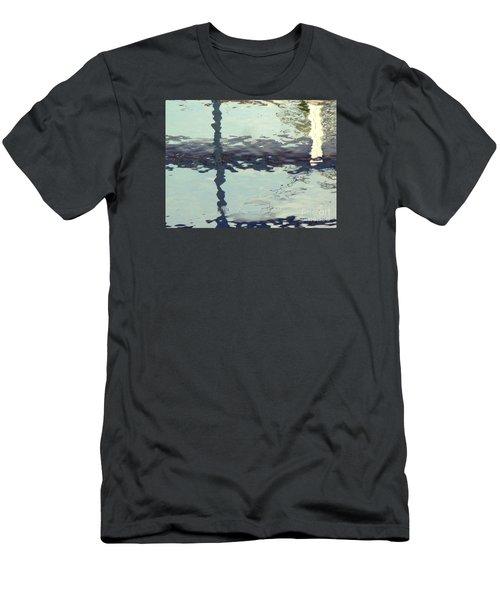 Sensing The Water Men's T-Shirt (Athletic Fit)