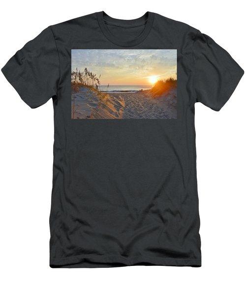 September Sunrise Men's T-Shirt (Athletic Fit)
