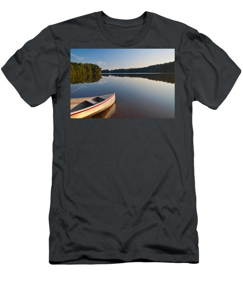 Serene Morning Men's T-Shirt (Athletic Fit)