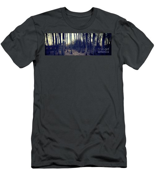 Series Silent Woods 1 Men's T-Shirt (Athletic Fit)