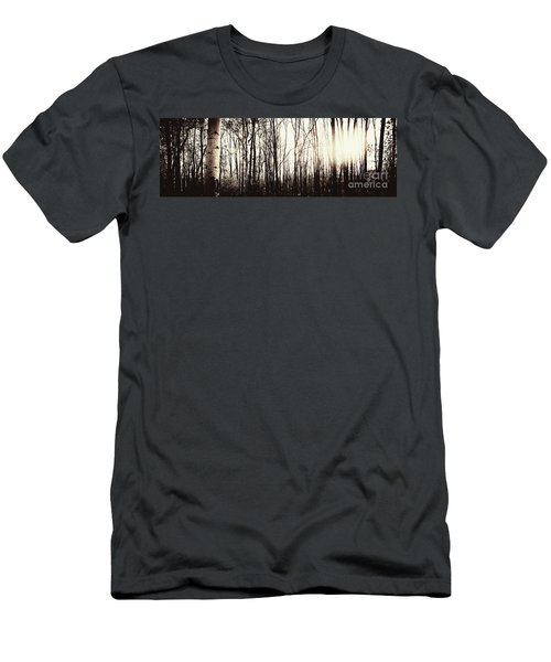 Series Silent Woods 3 Men's T-Shirt (Athletic Fit)