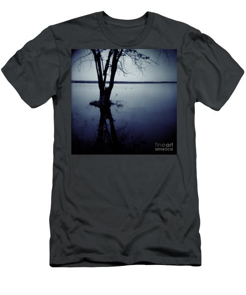 Series Wood And Water 2 Men's T-Shirt (Athletic Fit)