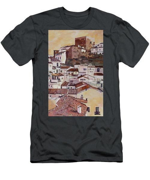 Setenil Fortress Men's T-Shirt (Athletic Fit)