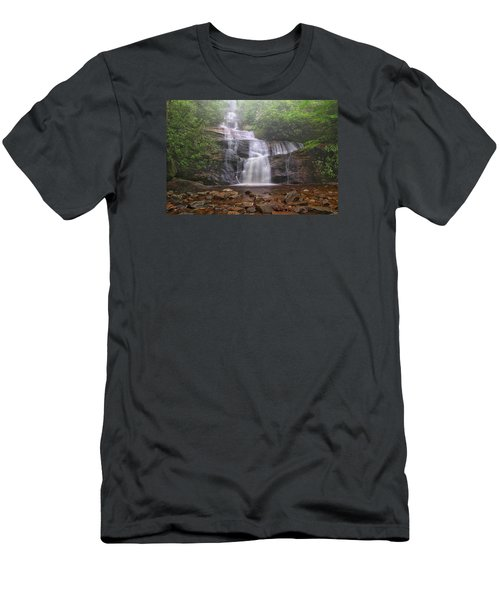 Setrock Creek Falls  Men's T-Shirt (Athletic Fit)