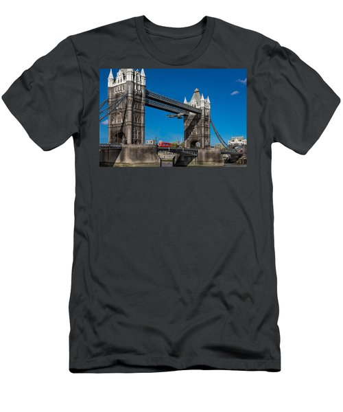 Seven Seconds - The Tower Bridge Hawker Hunter Incident  Men's T-Shirt (Athletic Fit)