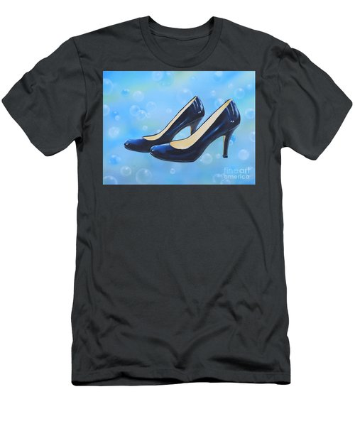 Sexy Shoes Men's T-Shirt (Athletic Fit)