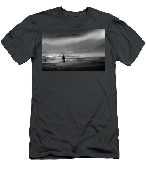 Shadow Of A Doubt Men's T-Shirt (Athletic Fit)