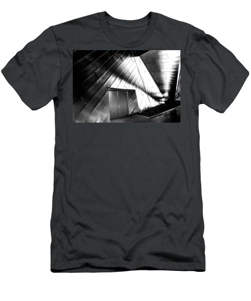 Shadows On The Wall Men's T-Shirt (Athletic Fit)