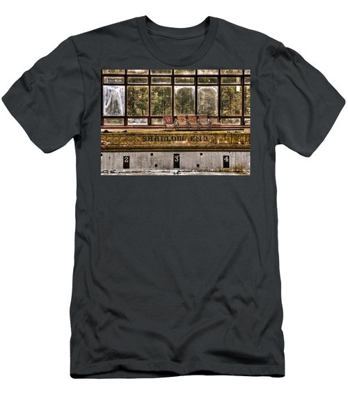 Shallow End Men's T-Shirt (Athletic Fit)