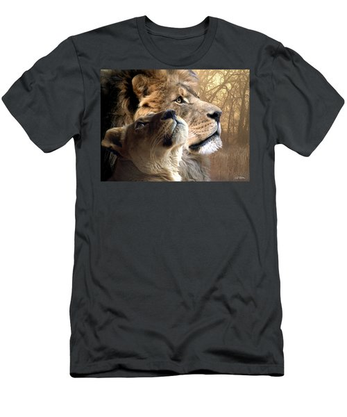 Sharing The Vision Men's T-Shirt (Athletic Fit)