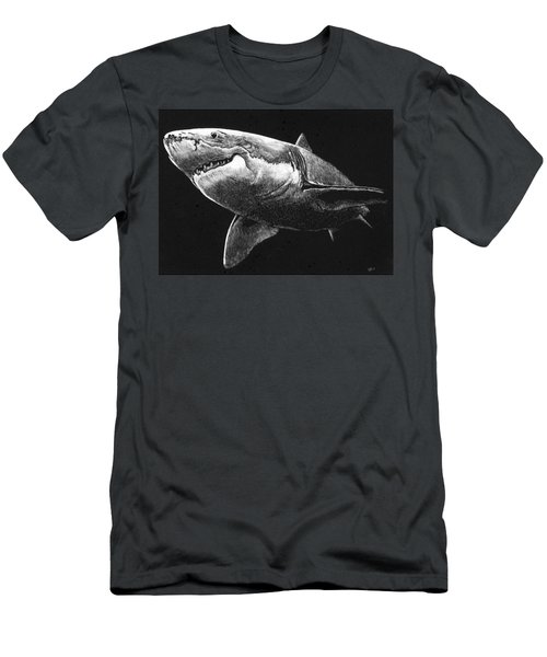 Shark Men's T-Shirt (Athletic Fit)