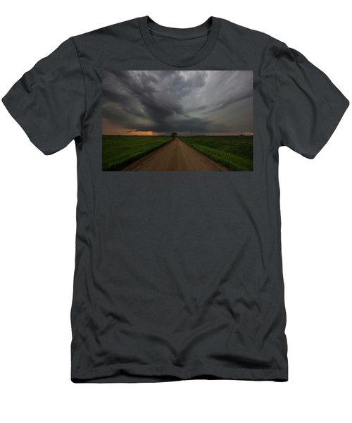 Sharknado  Men's T-Shirt (Athletic Fit)