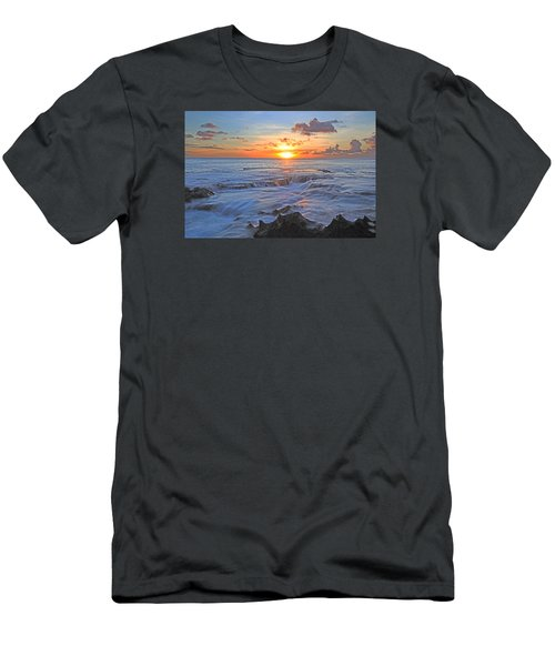 Sharks Cove Men's T-Shirt (Slim Fit) by James Roemmling