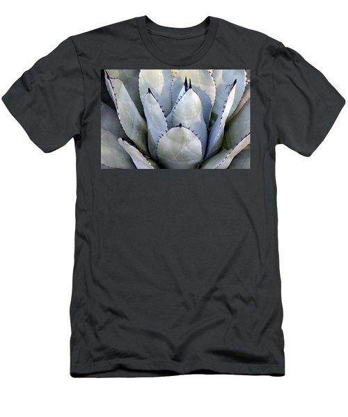 Men's T-Shirt (Slim Fit) featuring the photograph Sharp by Deborah  Crew-Johnson