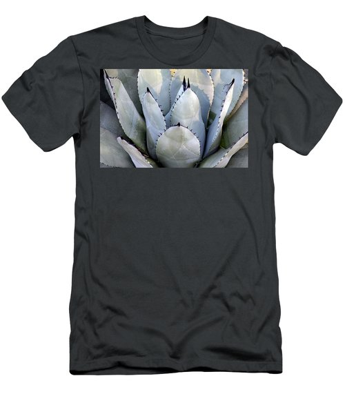 Men's T-Shirt (Athletic Fit) featuring the photograph Sharp by Deborah  Crew-Johnson