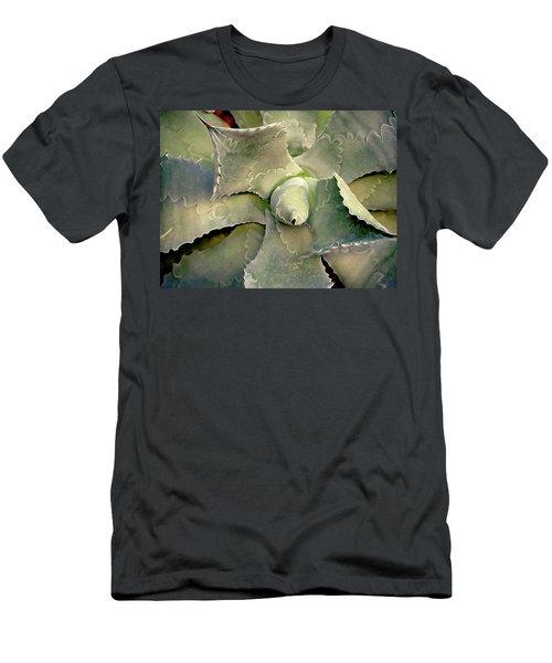 Sharp Embrace 8 Men's T-Shirt (Slim Fit) by Lynda Lehmann